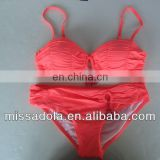 Fashion Light Watermelon Red swimwear /Bikini