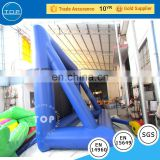 TOP INFLATABLES Inflatable advertising stand up board, custom logo screen