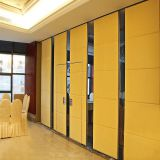 85 mm Restaurant Sound Proofing Aluminum Movable Partitions