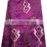 2014 african stain lace fabrics for wedding party