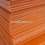 Polyprophylene Corrugated Plastic sheet