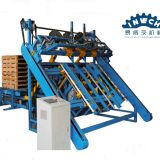 Euro and US Wood Pallet Assembly System Table