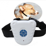 Pet electronic automatic bark stopper shock shock dog trainer dog collar accessories