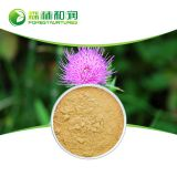 Kosher & Organic Certificated Manufacturers Milk Thistle Extract 80% Silymarin/Silibinin
