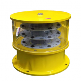 Thriple color airport indicated light for heliport with good quality