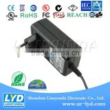 Manufacturers selling honor electronic switching adapter 15v 2a wall-mount power with PSE KC UL FCC CE GS certification