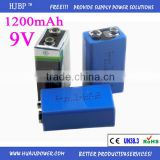 lithium battery LiMnO2 CR9V 1200mAh 9v battery for led light,Digital cameras,digital cameras,Computer main-board,memory