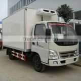 Foton Refrigerated Cold Room Van Truck 3-4ton