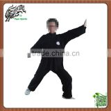 Chinese traditional high quality Martial arts professional soft material Wushu TaiChi kung fu uniforms