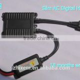 New Super Quality Slim AC HID Xenon 35W Xenon Ballast 24 months Warranty,less than 1% defectiver ate