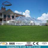 20x50 tent, 500 people seater wedding marquee tent with clear roof and walls, luxury party tent