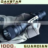 DAKSTAR GUARDIAN NEW Design 1000LM 18650 Rechargeable Aluminum Bright CREE XML T6 LED Bicycle Light