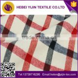 Brand new 100% cotton yarn dyed flannel fabric