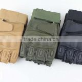 tan black army green military tactical airsoft paintball army gloves