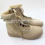 High Top Cheap Tactical Outdoor Shoes In Stock Desert Army Combat Military Boots                                                                         Quality Choice