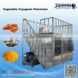 Vegetable Cryogenic Liquid Nitrogen Grinder
