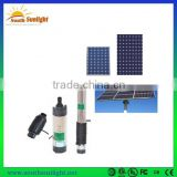 High strength & wear resistance lowest price solar water pump for agriculture/solar pump inverter/solar water pump price