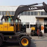 Excavator Attachments, RC Excavator, Mini Wheel Excavator,8T Wheel Excavator, Mini Excavator, Excavator