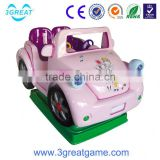 Funny entertainment kids electro car mini with manufacturer