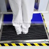 Automatic shoe sole washer for clean room