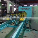 stainless steel tube internal buffing machine