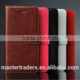 Free Shipping Original Fashion 64 Grain Stand Holder Wallet Flip PU Leather Case For HTC 826 MT-3170