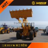 ZL50G Front End Loader, Hydraulic Pilot 5ton wheel loader price list