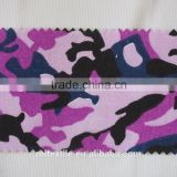 Customized cheap camouflage waterproof military tent canvas fabric factory