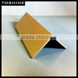 Price cheap High Quality decorative aluminum extruded angle profile 6063 t5 made in china