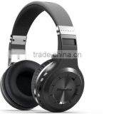 High quality Bluetooth 4.1 Stereo wireless headphones H+ with built in FM Radio/Mic Micro-SD