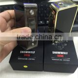 Snowwolf mini 90w optima vapor with 18650 high-drain battery TC Mod Box