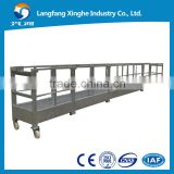 zlp630-B hot galvanized the elevator platform / hanging elevator platform for sale