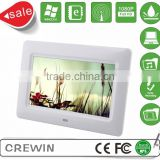 "customized 7"" 8"" 9""1 0"" HD lcd screen multi-function 7 inch digital photo frame"