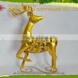 Wholesale Decorative Metal Elk Candle Holder Parts for Christmas                                                                         Quality Choice