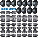 2016 Hot 300M call-range button and pager wireless customer calling system