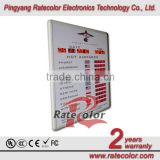 2015 best selling products currency bank exchange rate led display board