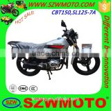 Hot Sale in egypt Good quality Affordable Classic CBT125 HAL 150 EXPRESS street Motorcycle with double rear shock absorber