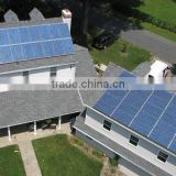 4kw automatic solar tracking system solar module with tuv mini solar panel for led light