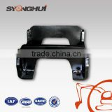 OEM dimension excavator track guard for SH350, track link guard, track guard