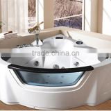 SUNZOOM massage bathtub,whirlpool bathtub price,corner bathtub with glass
