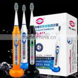 A11 adult detal care Waterproof rechargeable sonic electric toothbrush from professional toothbrush manufacturer