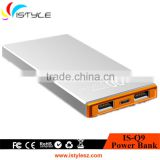 Aluminum 12000mah powerbank,12000mah portable powerbank,12000mah portable battery charger