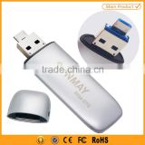 High Performance Metal OTG USB 3.0 Flash Drive 64GB for Android Mobile Devices