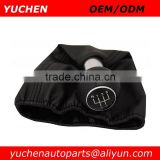 Factory Wholesales YUCHEN Car Shift Gear Knob With Leather Boot For VW Golf Lupo Polo Beetle Car Spare Parts