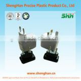 OEM Plastic Injection Mold Shaping Model for Plastic ABS, PC,PE,PP,PS Safe Plug with ISO certificate Made in China