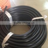 high oil resistant hose, air tightness hose, electrolyte black specially formulated rubber hoses