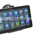 New arrival 7 inch GPS navigation YF CPU 4GB memory 128M RAM Built-in 4GB solution HD 800*480 Touch Screen gps car