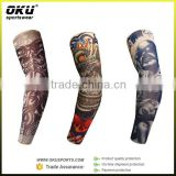 compression arm sleeve, Golf tattoo sleeve, Custom decorative arm sleeves                                                                         Quality Choice