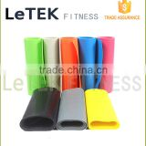 Fitness Resistance Bands. Home Gym Equipment for Strength Training, Physical Therapy, Pilates, Stretch, Arm, Leg, Back