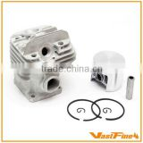 Quality chainsaw parts/chainsaw spares/ Cylinder&piston assy(Dia:44mm) fits STIHL MS260 026 MS240 024